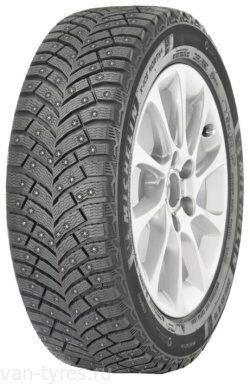 Michelin X-Ice North 4 XL 225/40-R18 92T