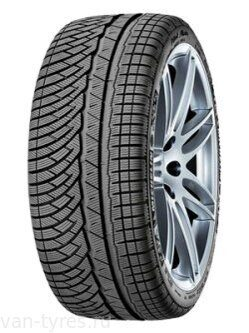 Michelin Pilot Alpin 4 XL 255/45-R19 104W