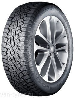 Continental IceContact 2 XL  225/45-R19 96T