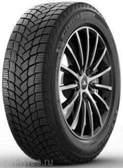 Michelin X-Ice Snow SUV XL 225/65-R17 106T